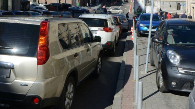 Тотальне ігнорування правил дорожнього руху