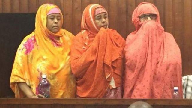 Un juge kényan a eu du mal à entretenir le dialogue avec une femme muette, traduite devant un tribunal.