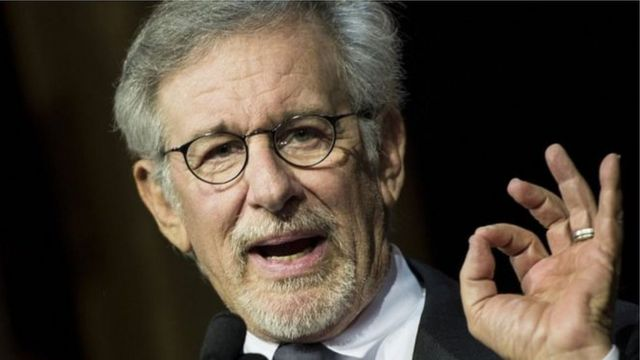 Steven Spielberg gets all-clear to film movie in Glasgow