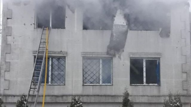 Харків пожежа