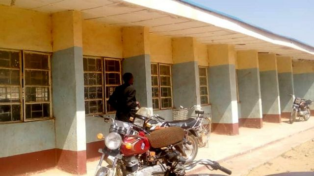 School dormitories
