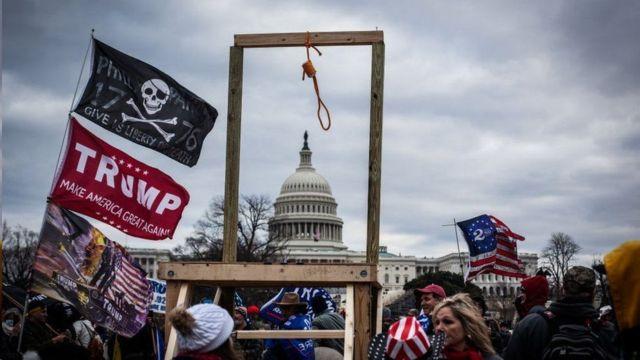 شورش به کنگره