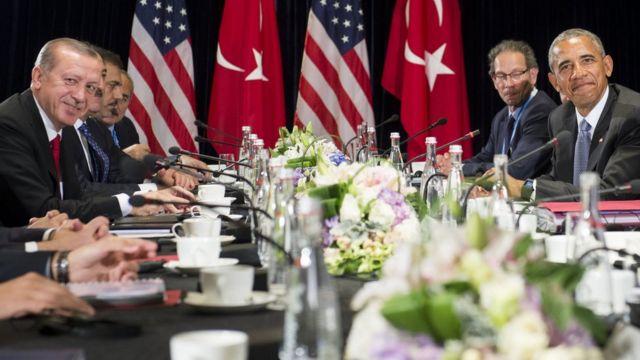 Erdoğan-Obama