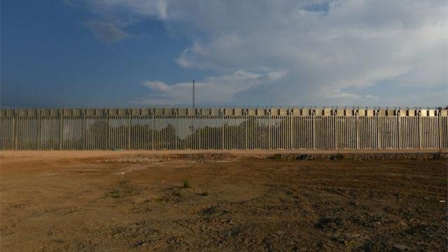 La valla fronteriza de Grecia con Turquía