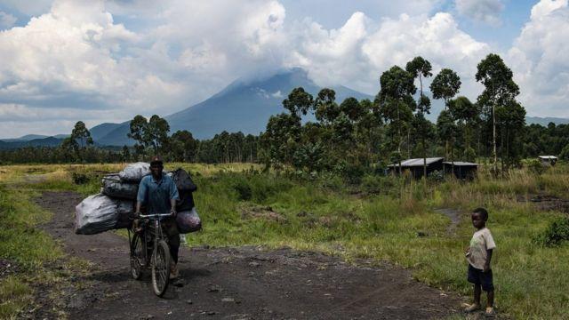 Este de República Democrática del Congo.