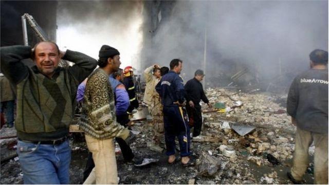अल्-कायदानं घडवलेले स्फोट
