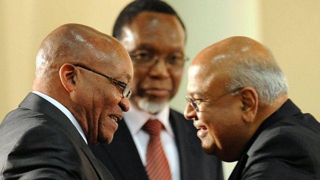 South Africa President Jacob Zuma's sacking blunder