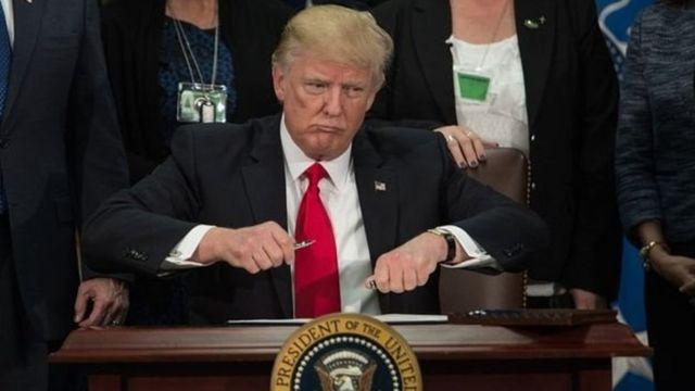 ABŞ-ın yeni prezidenti Donald Trump