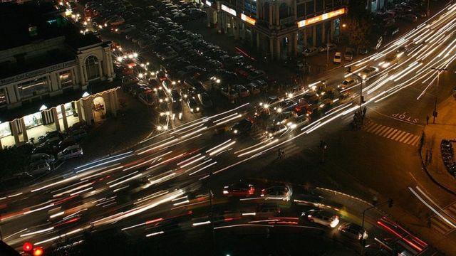 Транспорт в Нью-Дели