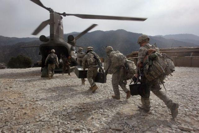جو بایدن رئیس جمهوری آمریکا گفته تمامی نیروهای این کشور افغانستان را تا ماه سپتامبر ترک خواهند کرد