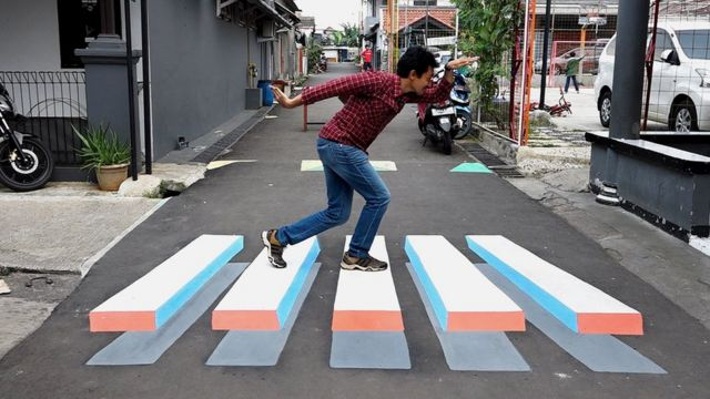 zebra cross