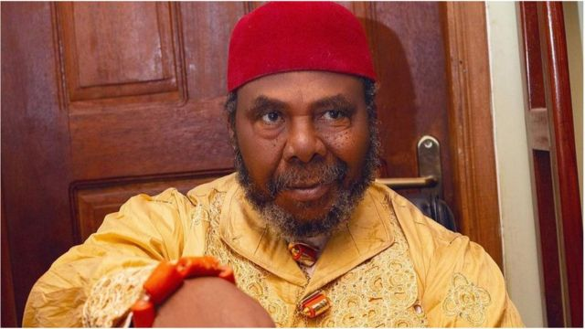 Pete Edochie advice to women to 'put condom for husband bag' cause reactions - BBC News Pidgin