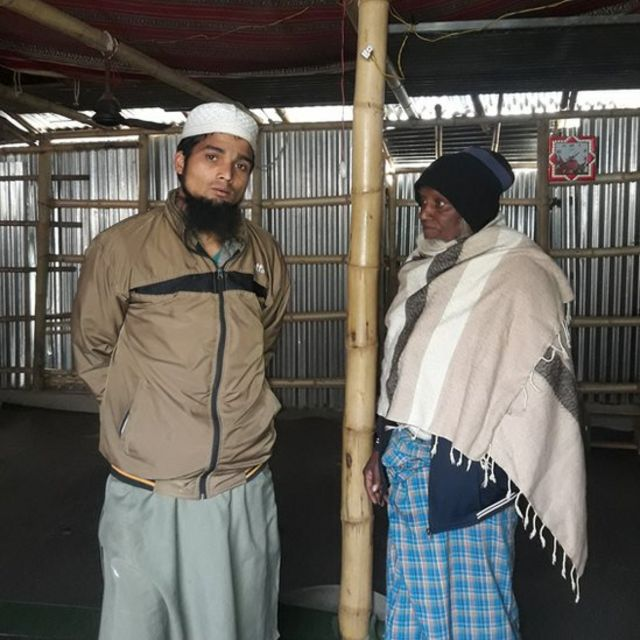 रोहिंग्या मुसलमान