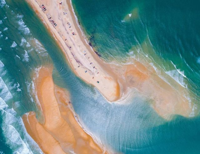 Nueva isla (Foto: cortesía: @chadonka)