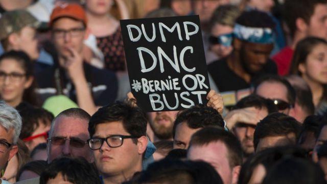 ワシントンで今月9日に開かれた支援者集会。