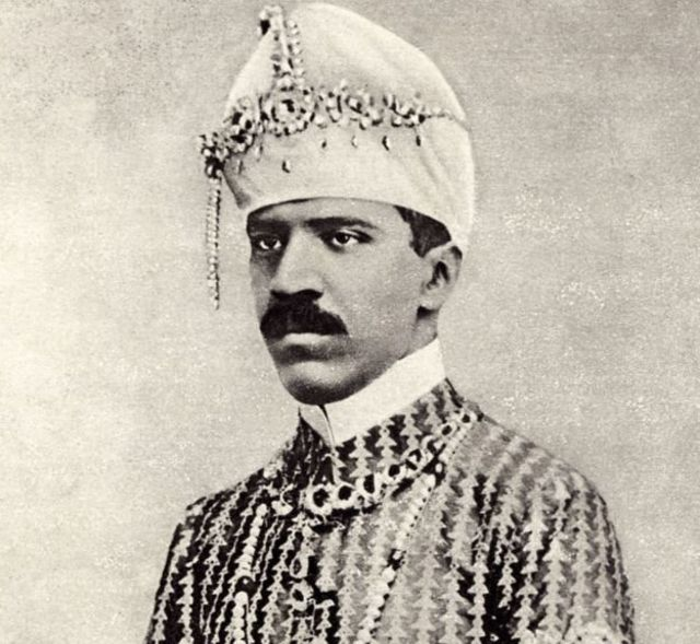 عثمان علی خان