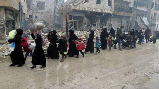 Le conflit en Syrie a fait plus de 310.000 morts et des millions de réfugiés.