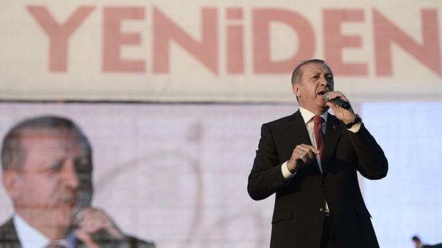 Турция, Реджеп Тайип Эрдоган