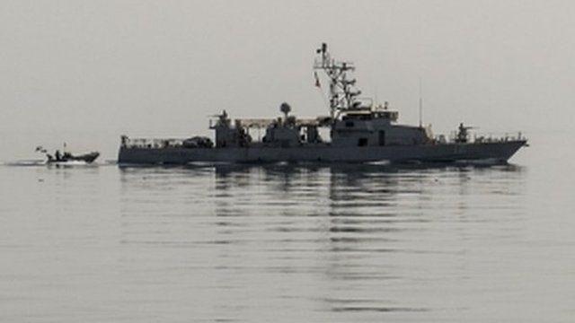 Фото американського міноборони, USS Thunderbolt