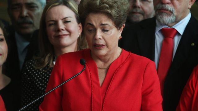 Dilma Rousseff discurso final