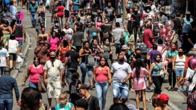 巴西已有530万例确诊病例