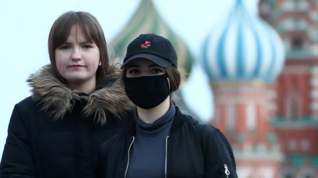 Девушки в Москве