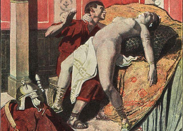 ilustração é de Auguste Leroux