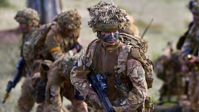 Британская военная база в Кении