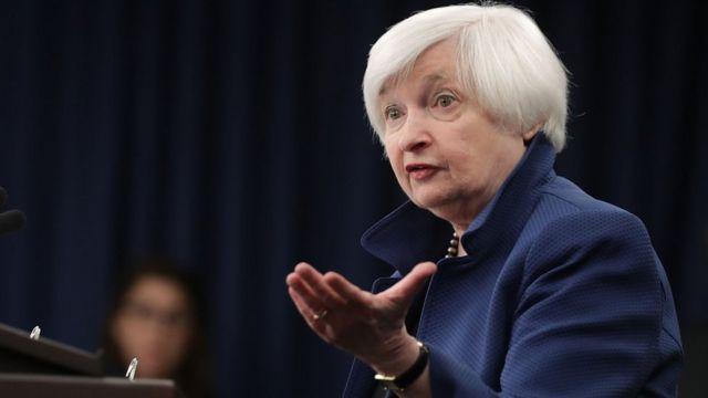 Fed Başkanı Yellen