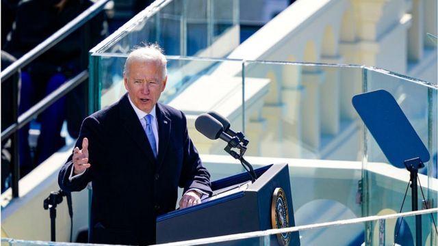 Tân Tổng thống Joe Biden