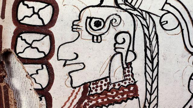 Figura del Códice Grolier