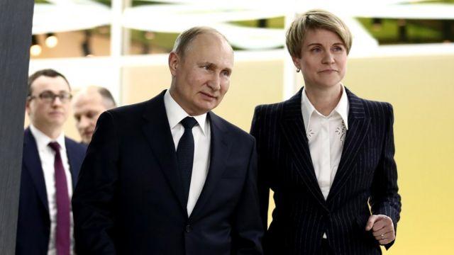 """""""Ведомости"""" писали, что ресурсы """"Сириуса"""" сопоставимы с ресурсами лишь одной организации - """"Иннопрактики"""" Катерины Тихоновой, предполагаемой дочери Владимира Путина"""