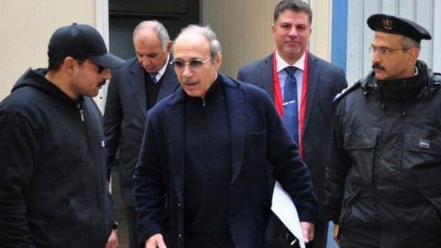 حبيب العادلي، وزير الداخلية المصري إبان ثورة الخامس والعشرين من يناير/ كانون الثاني 2011