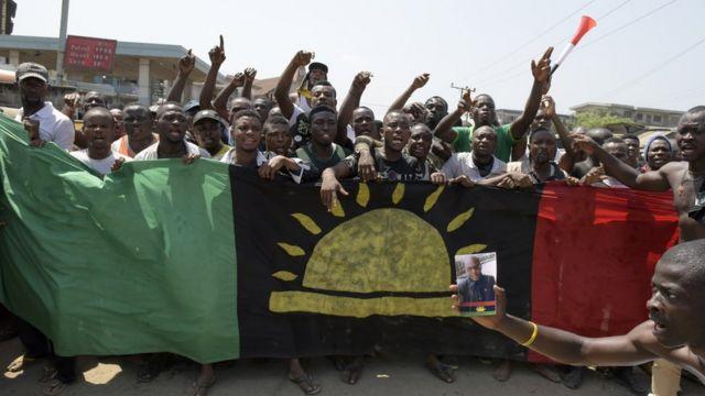 Naịjirịa na Biafra