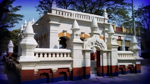 গোপালগঞ্জের কাশিয়ানীতে ওড়াকান্দির ঠাকুরবাড়ি