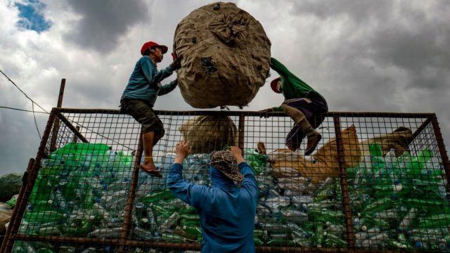 Việt Nam, rác, môi trường