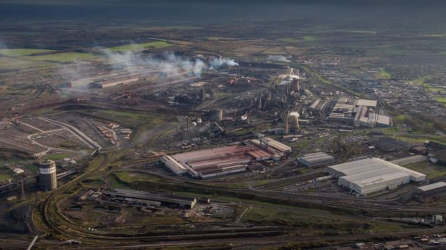 British Steel on verge of administration