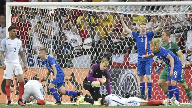У ворот сборной Англии