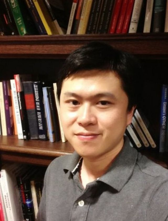 匹兹堡大学医学院助理教授刘冰(Bing Liu,音译)
