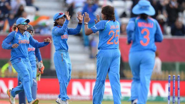 भारतीय महिला क्रिकेट टीम