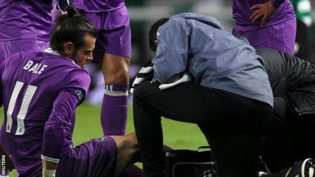 Mchezaji Gareth Bale wa Real Madrid