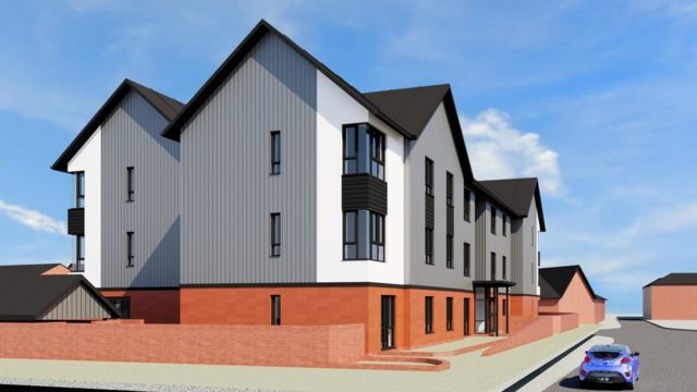 Jistcourt troubles spark Powys council house project fears