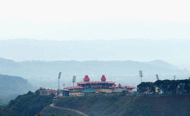 ورزشگاه انجمن کریکت هیماچال پراداش