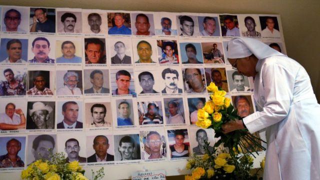 Disidentes de Cuba fallecidos