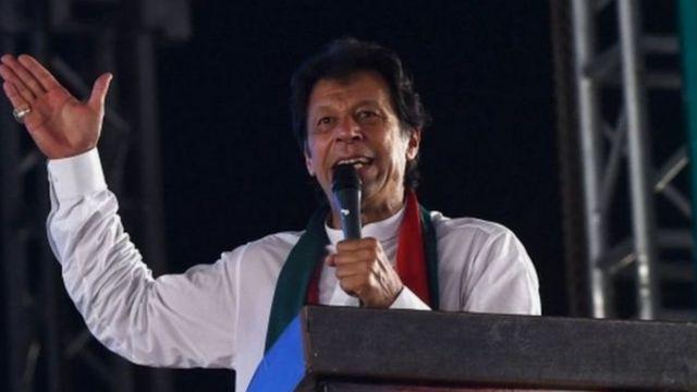 संसद में दूसरी बड़ी विपक्षी पार्टी पाकिस्तान तहरीक-ए-इंसाफ