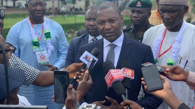 P&ID Nigeria: Malami, Lai Mohammed, Emefiele agaala ikpe udo na UK - BBC  News Ìgbò