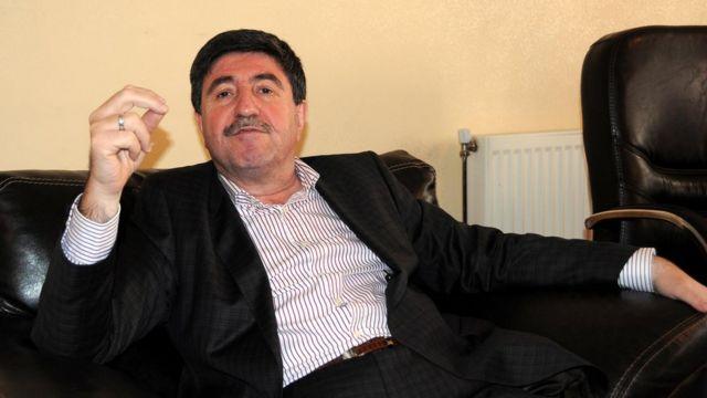 Altan Tan HDP'nin Diyarbakır milletvekiliydi