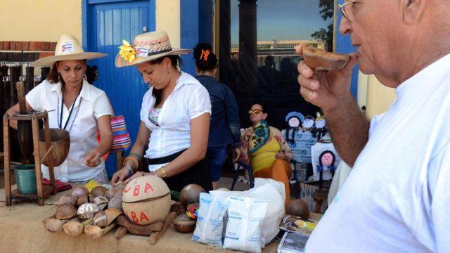 Doanh nghiệp nhỏ ở tỉnh Granma, Cuba