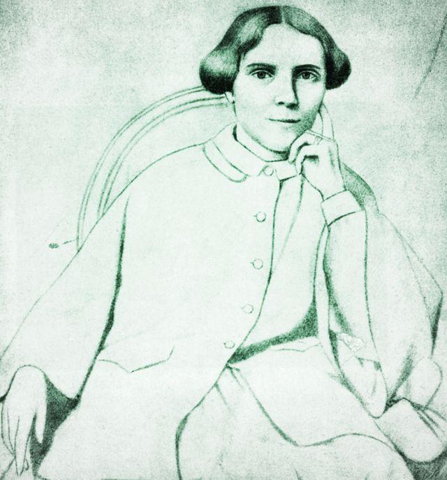 Ritratto di Elizabeth Blackwell
