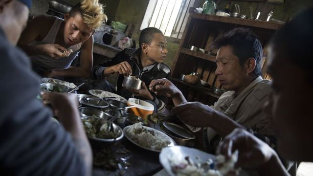 Clashes erupt in north Myanmar over opium poppy fields